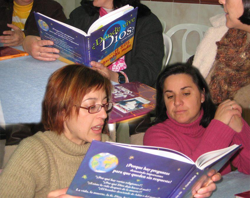 """Acta de la reunión preparatoria… """"Fomentar el trabajo… con los laicos"""""""