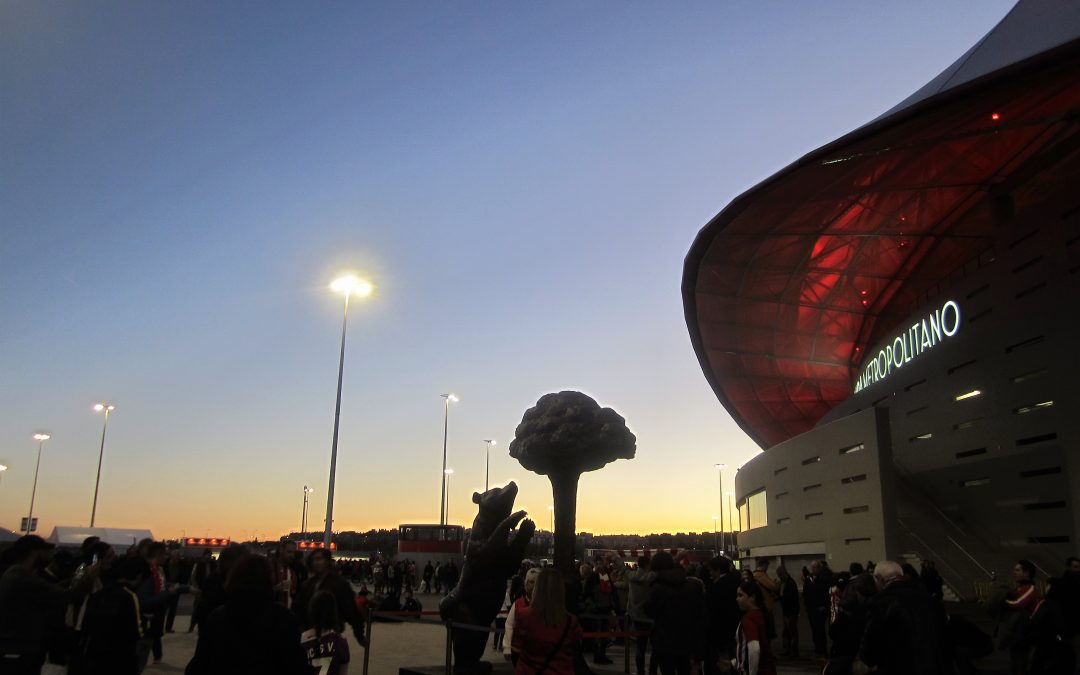 Un retiro de Adviento en Altagracia, que termina con la victoria del Atlético en el W. Metropolitano