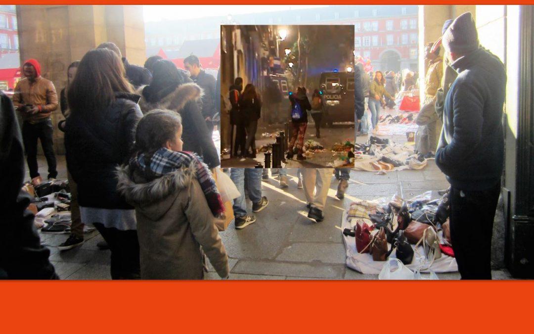 Un fallecido de Senegal, ayer tarde; anoche…; mañana…