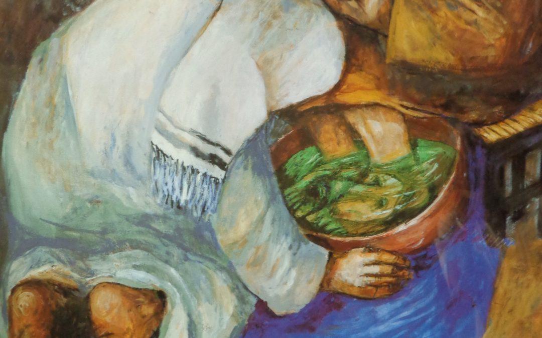 Jueves Santo en Nemi, desde Roma… con la esperanza rejuvenecida
