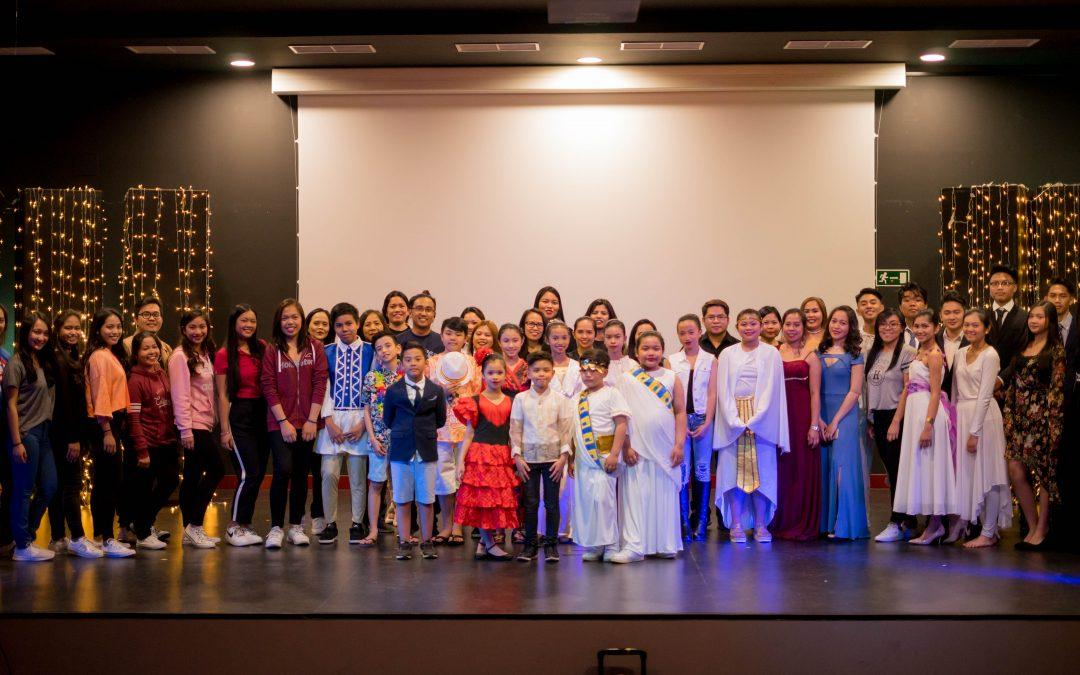 FIAT: Awit-galaw ng Kabataan: Un Concierto para una causa de los Jóvenes de la Capellanía Filipina