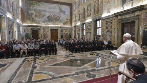 Informe sobre la Audiencia Papal de Los Capitulares