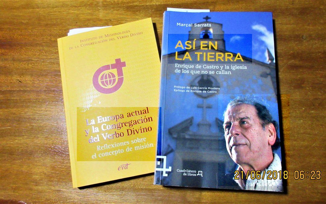 Conceptos de misión: Enrique de Castro, Ladislav Nemet, Capítulo General SVD, luminarias brillantes
