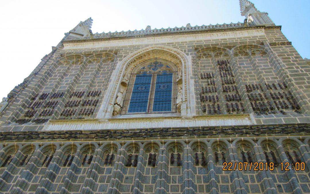 Domingos 22…29 de julio, Antonio Lázaro y sus memorias de Toledo