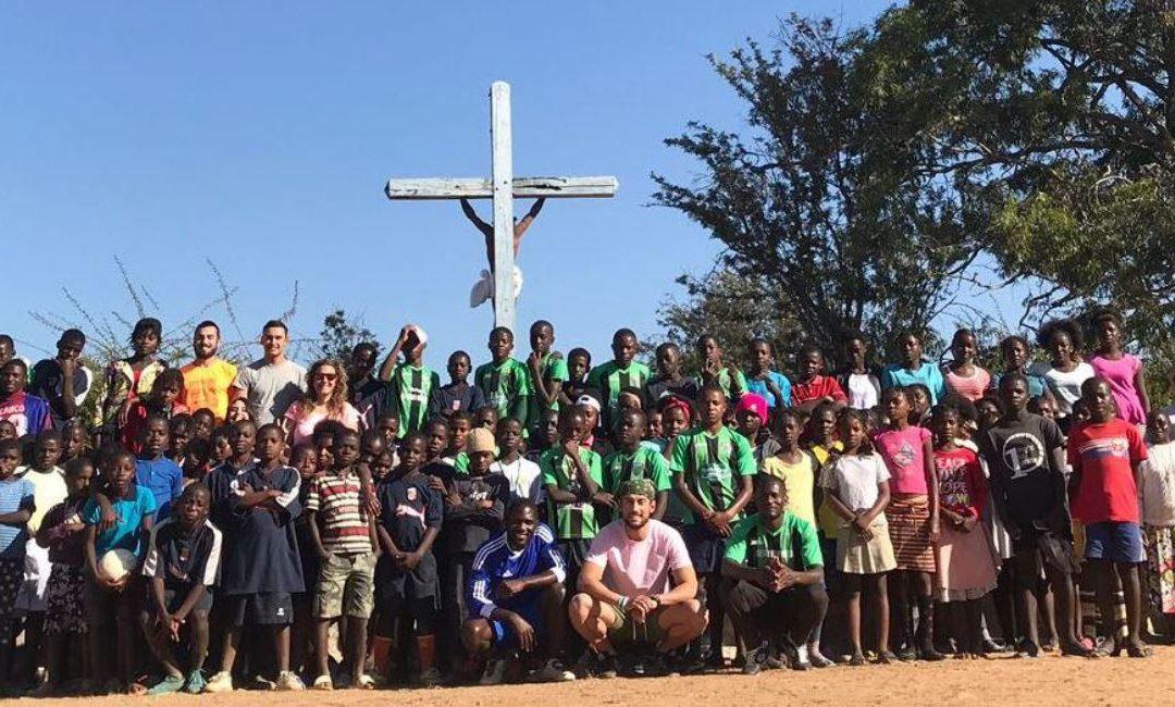 Misión cumplida en Angola, proyecto de universitarios de Zamora