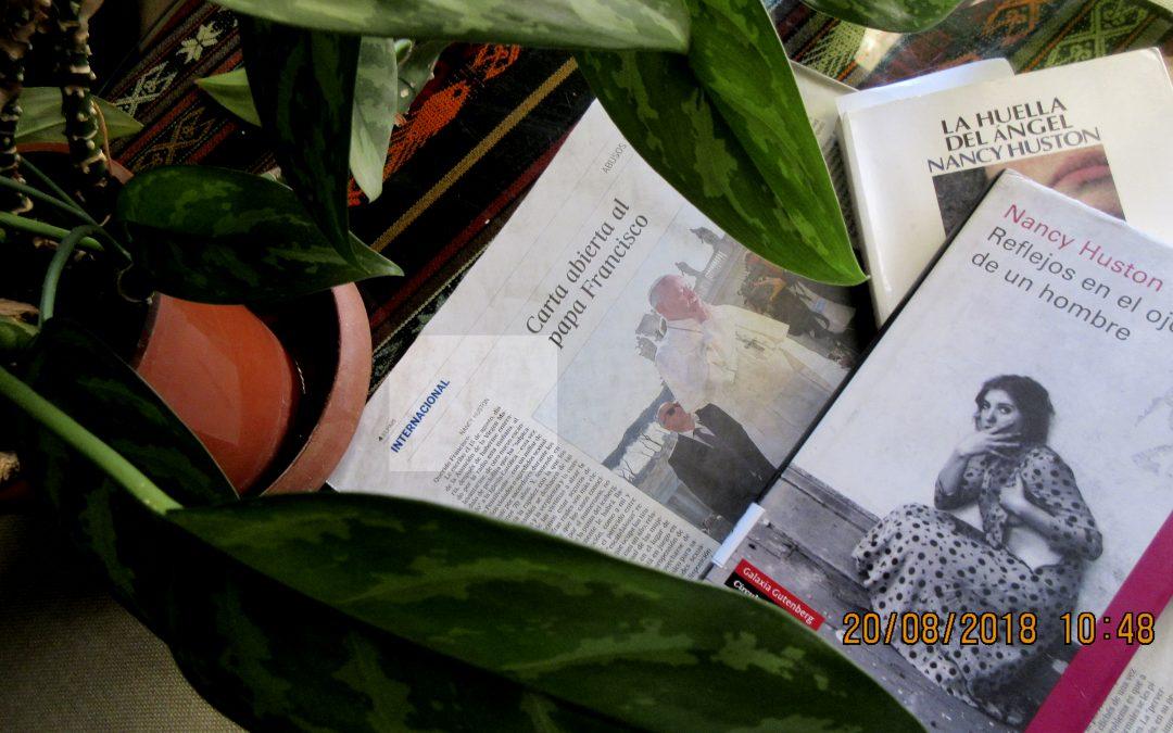 """El País, Nancy Huston y su """"Querido Francisco"""", millón de lecturas"""
