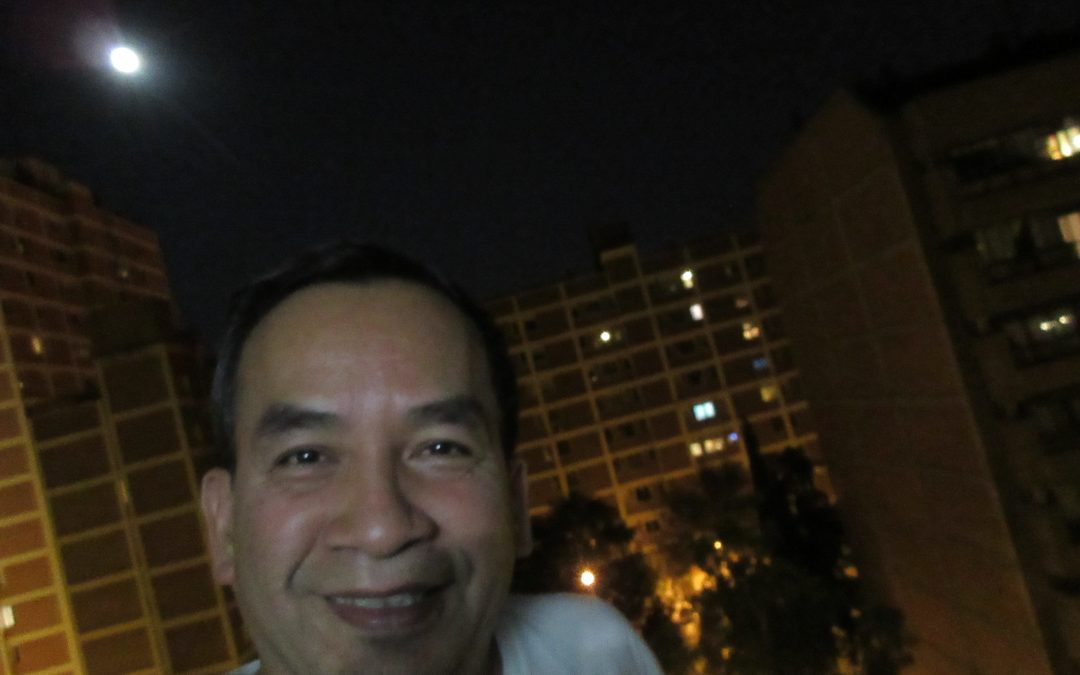 Trong Joseph SVD y su Luna Llena desde CdM19