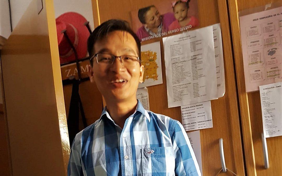 Qué le puede interesar a un vietnamita SVD del acontecer misionero en la Provincia española