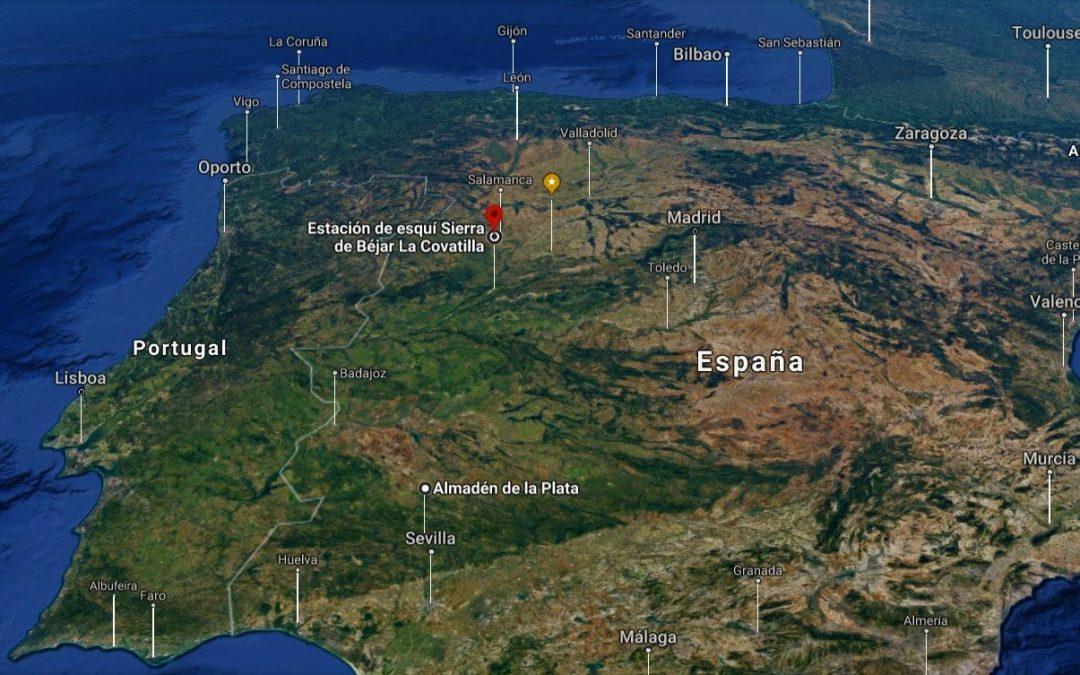 Mañana La Vuelta · Para los SVD del Sur por Covatilla a Dueñas, como tantos años en cualquier época