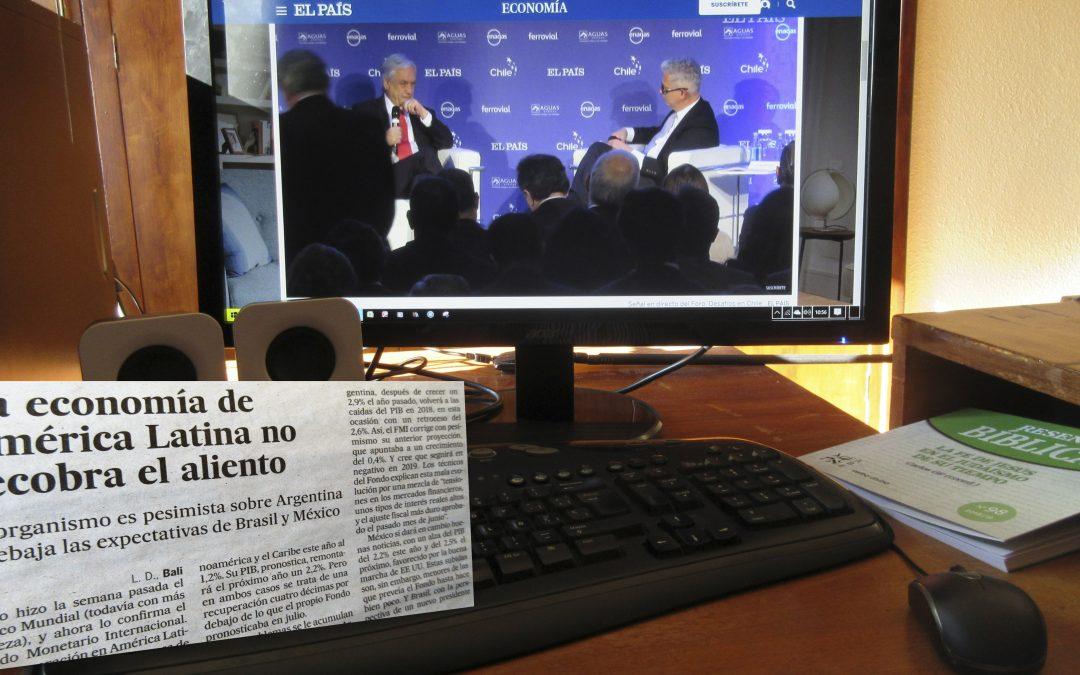 """""""Nuestro"""" Chile en Madrid, hoy 9 de octubre"""
