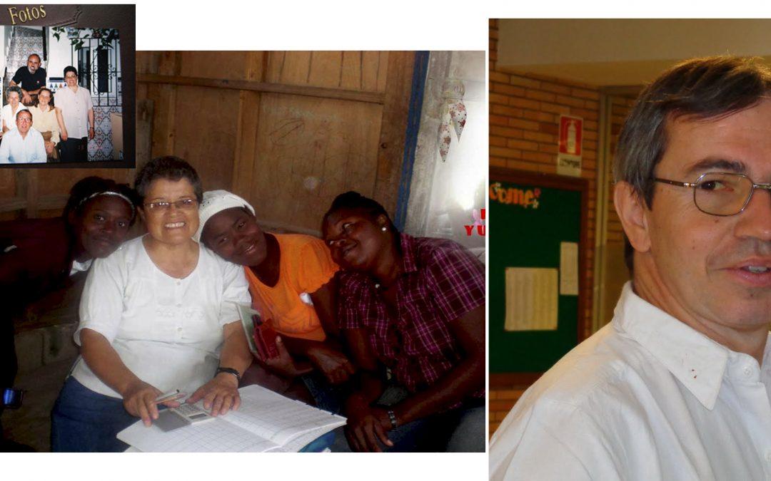 Más que relacionados entre congregaciones; vidas eslabonadas en Misión