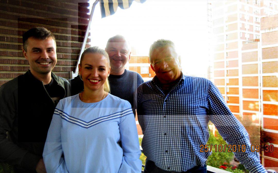 Son ellos, polacos, son nuestros, de nuestra familia en CdM