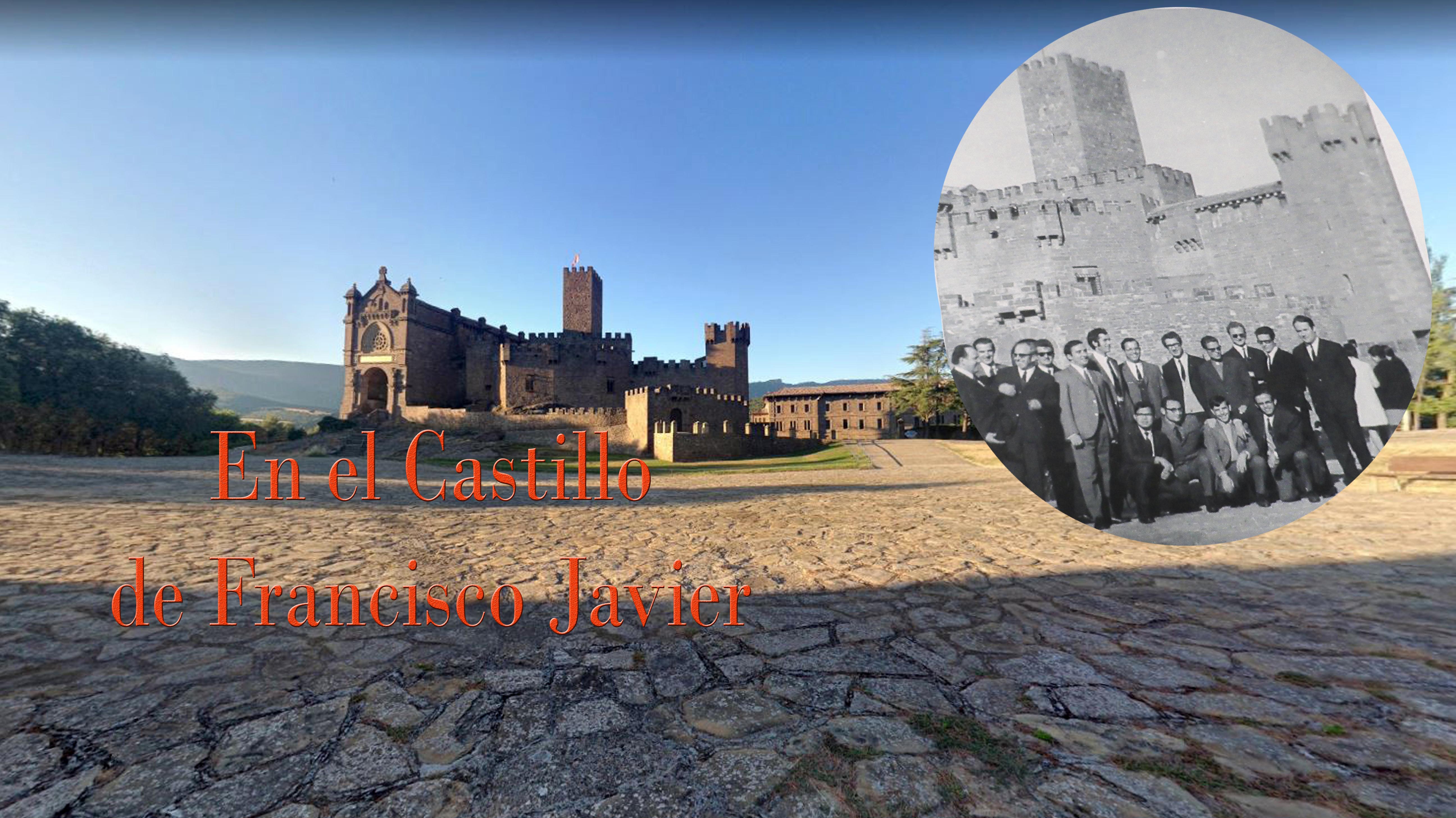 En el Castillo de Francisco Javier