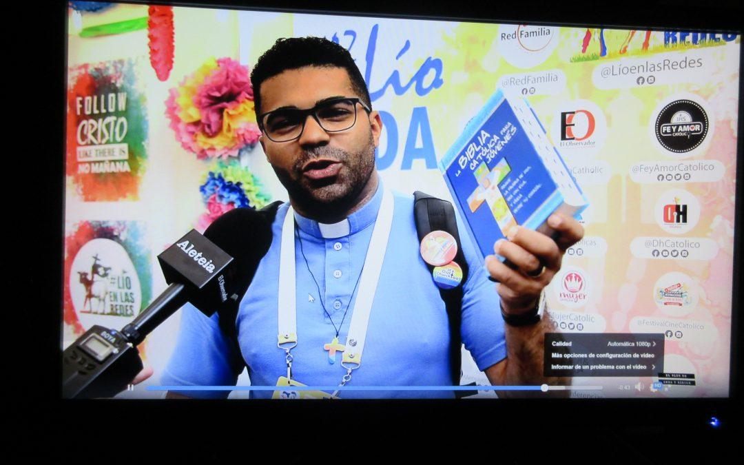 La Entrevista a Allancastro en JMJ Panamá: así