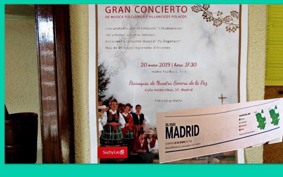 Domingo: en Caná y en Madrid Fiesta masiva soleada