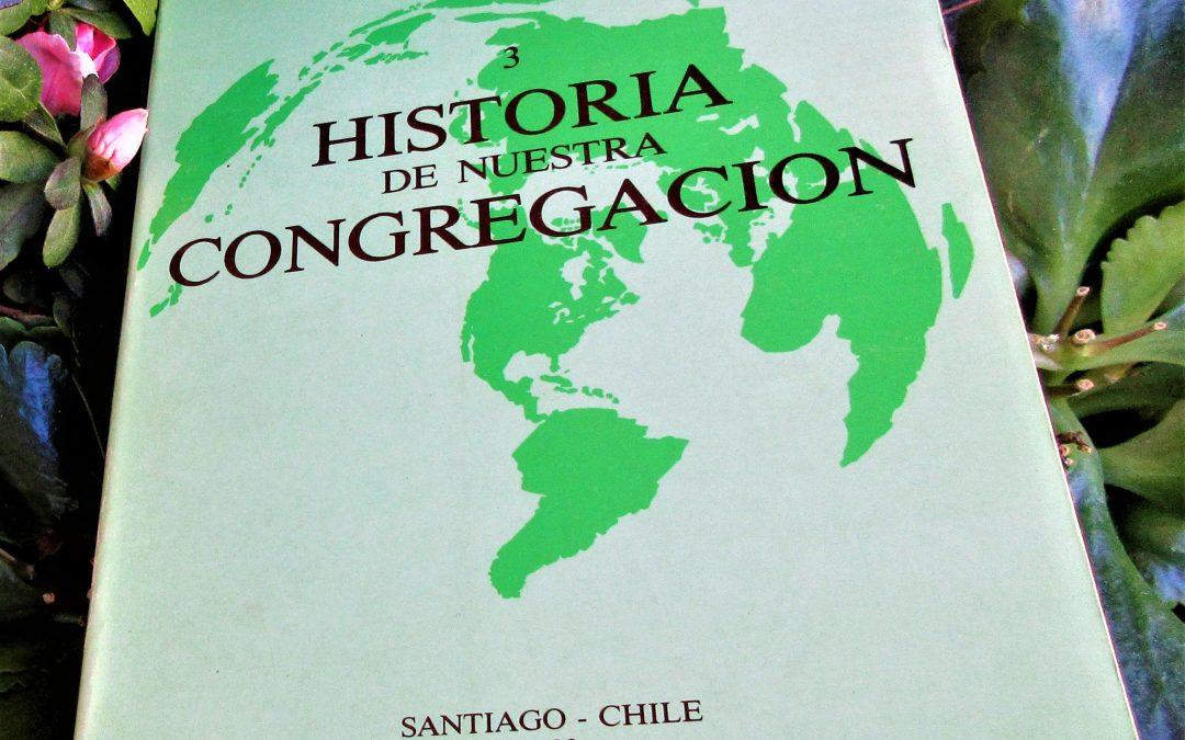 Historia SVD de los 15 españoles en Paraguay, con la colaboración de Eva María y providencialmente de Estela