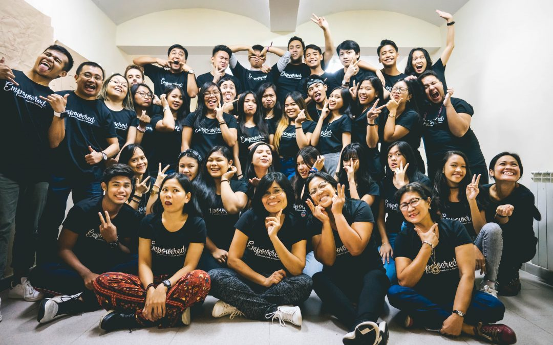 EMPOWERED: Tahanan Youth Ministry Convivencia 2019