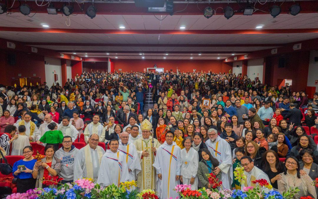 La Cepellanía Filipina abre el año Conmemorativo del  Quinto Centenario de la Cristianización en Filipinas.