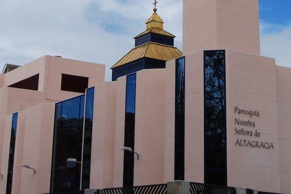 """Santa Misa del domingo de la """"Palabra de Dios"""" desde nuestra parroquia Nra.Señora de Altagracia en Madrid."""