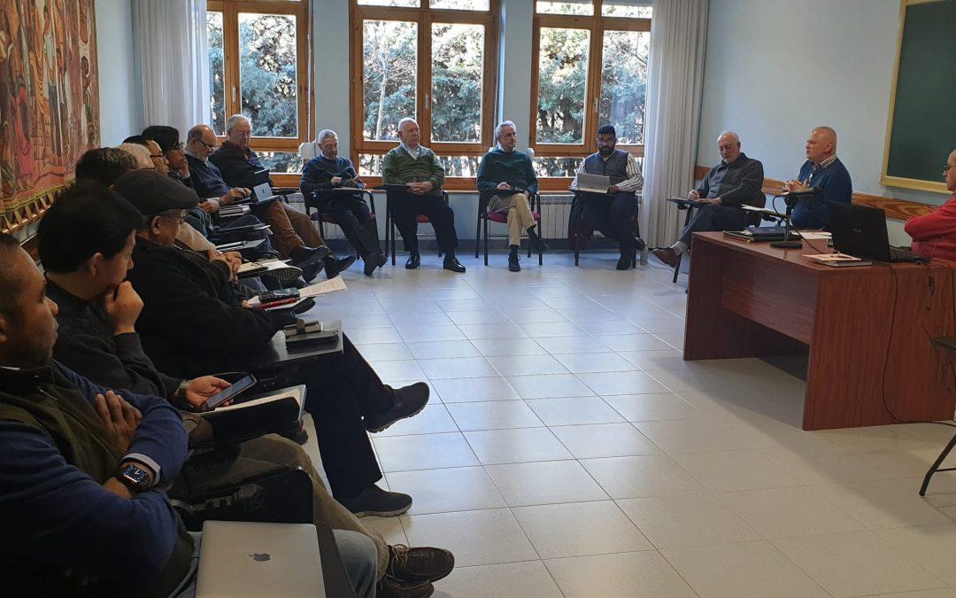 Asamblea de los responsables de las Parroquias y Capellanías