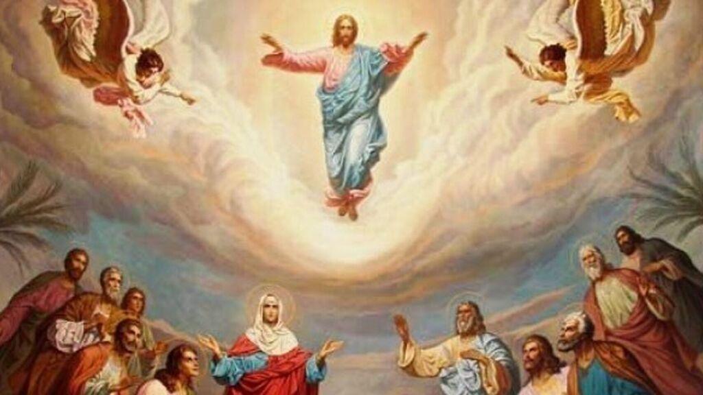 Domingo de la Ascensión del Señor