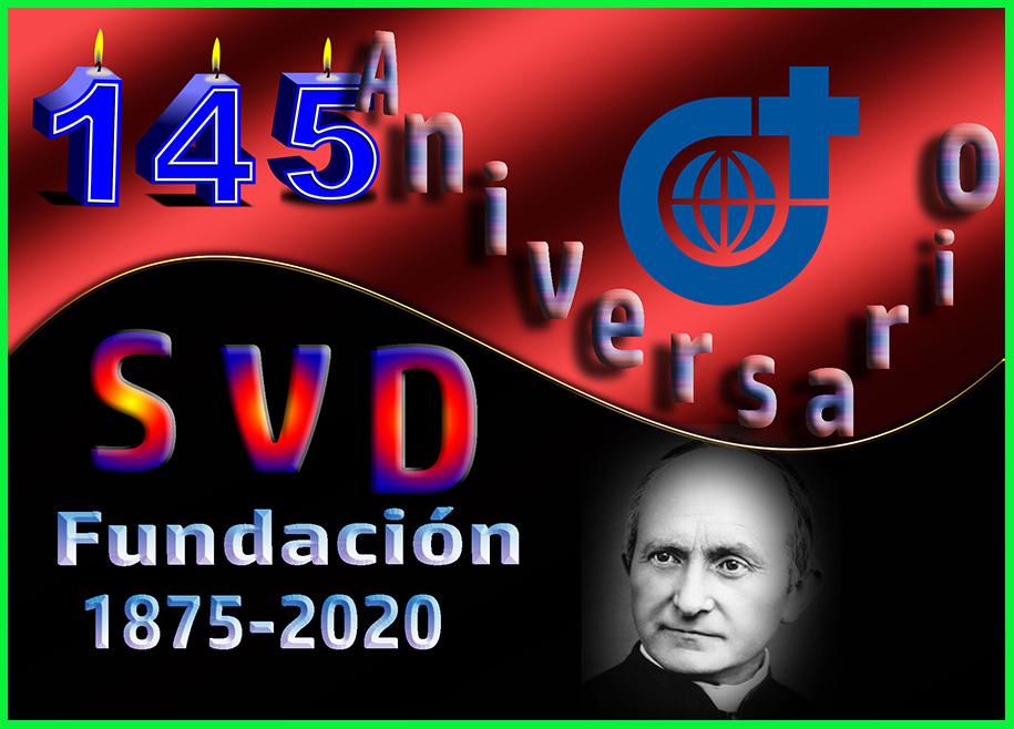 145º aniversario de la SVD