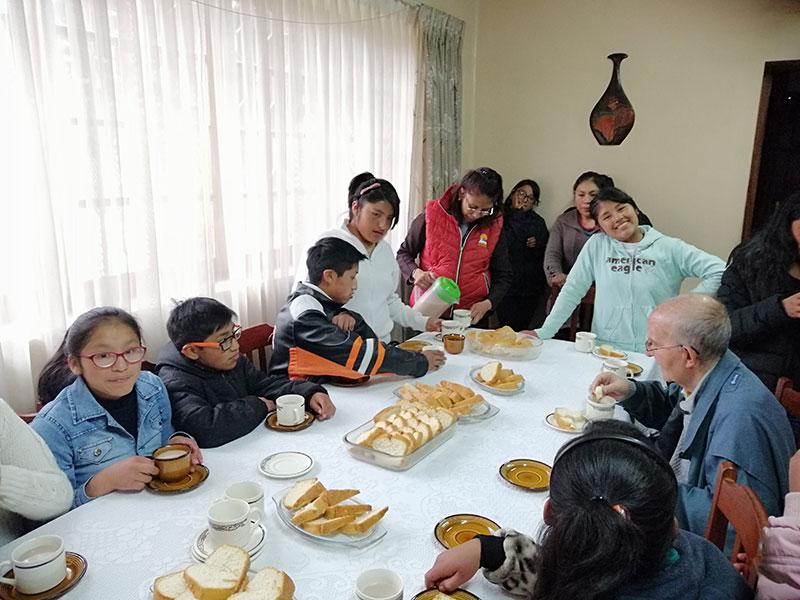 Centro Integral de Niñas y Niños de la Calle