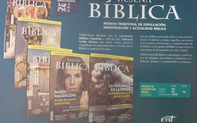 Reseña Bíblica