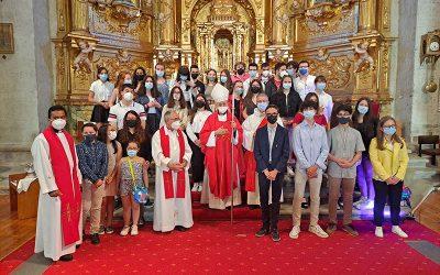 """Pentecostes"" para la parroquia de Cabezón de Pisuerga, Valladolid"